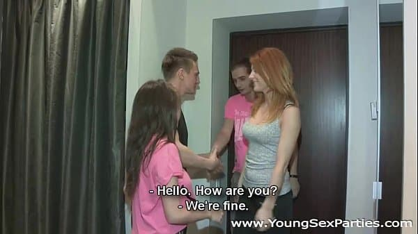 Young Sex Parties – Fucking welcome to group sex Renata, Selena Stuart